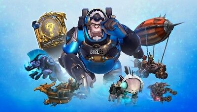 BlizzCon 2017 Virtual Ticket In-Game Goodies Code ✯ Unused ✯ WoW