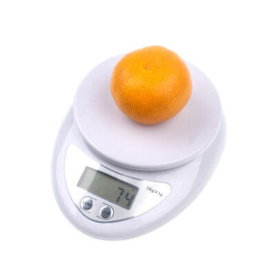 5kg Food Diet Postal Kitchen Digital Scale balance Measuring weighing scales LED