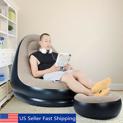 Strange Inflatable Chair Large Gaming Adult Bean Bag Sofa Ultra Alphanode Cool Chair Designs And Ideas Alphanodeonline