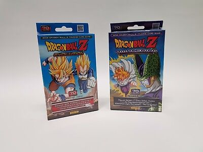 Dragonball Z Evolutions/Awakening Starter OVP