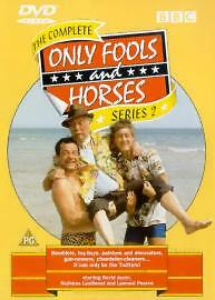 Only Fools And Horses Complete 2nd Series Dvd Brand New & Factory Sealed