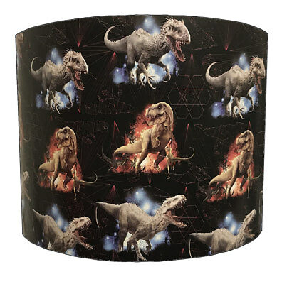 Dinosaurs Lampshades, Ideal To Match Dinosaurs Duvets & Dinosaurs Wall Decals
