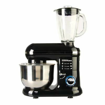 Cream RRP £289 BERG 1000W 4L Electric 10-in-1 Food Stand Mixer