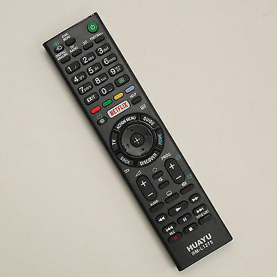 Sony Replacement TV Remote Control RM-GD006, RM-GD008, RM-GD009 BRAND NEW
