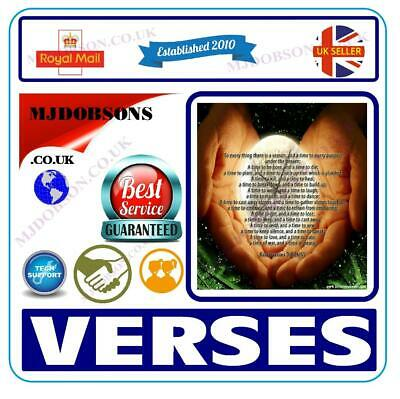 Card Making VERSES AND QUOTES FOR CARDS -  & Decoupage DVD