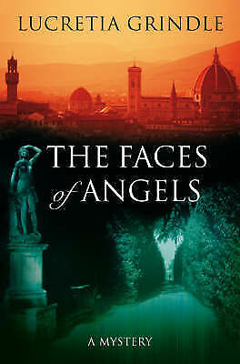 THE FACES OF ANGELS by Lucretia Grindle : WH2-R2A : PB563 : NEW BOOK