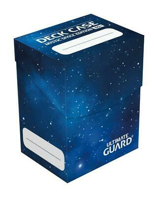 Ultimate Guard Deck Case 80+ Standard Size Mystic Space Edition