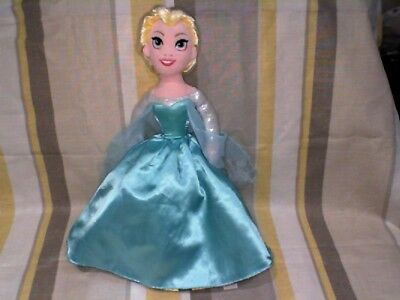 """Reversible Cinderella Doll 16"""" high Soft Toy by Disney Parks"""