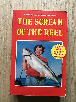 1977 The Scream Of The Reel By Jack Pollard Game Fishing Stories Boat