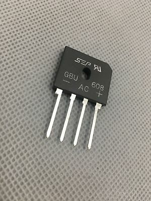 DB207 2A//1000V rectifier Glass Passivated Single-Phase Rectifier Plug and play