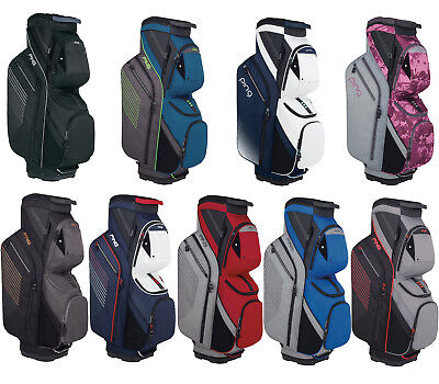 New 2018 Ping Traverse Golf Cart Bag 14 Way Divider Pick Your Color