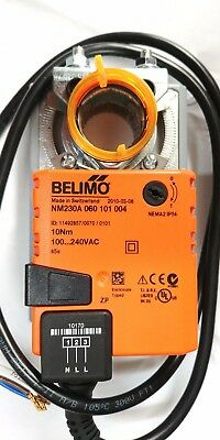 NEW Damper Actuator Belimo NM230A 060 101 004  Open / Close Swiss made