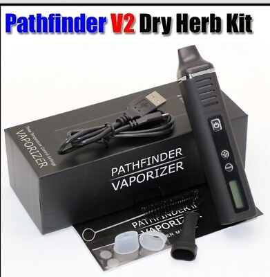 2 Pathfinders V2 Temp Control - Canadian Seller Dry Herb -2for1 Deal
