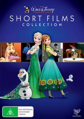 WALT DISNEY Animation Studios - SHORT FILMS Collection DVD BRAND NEW RELEASE R4