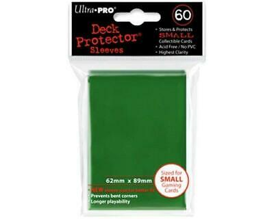 UltraPRO: 60* Mini Deck Protector - Green
