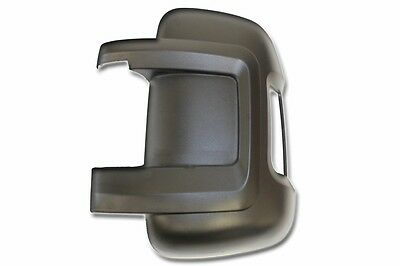 RAM Promaster 2014-219 Chrome Mirror Cover Side Wing Cap Trim Kit SET 2 Pcs.