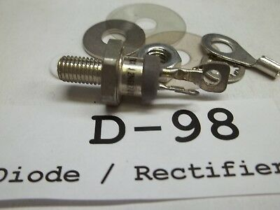 Diode Rectifier SCR, 2N687 J, 300V, 25A, with hardware, NOS, (D98)