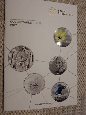 Süd Afrika NEU Collectable Coins 2017 South African Mint