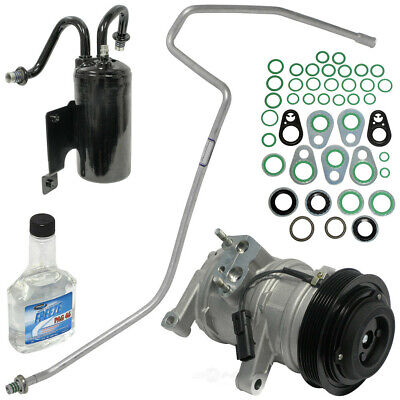 A//C Compressor /& Component Kit-Compressor Replacement Kit fits 05-07 Freestyle
