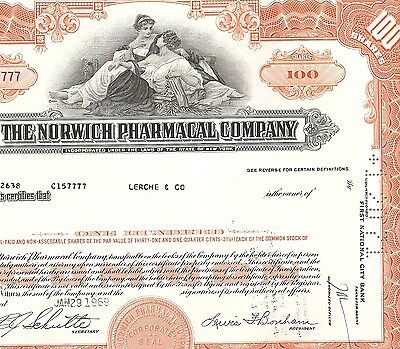 The Norwich Pharmacal Company