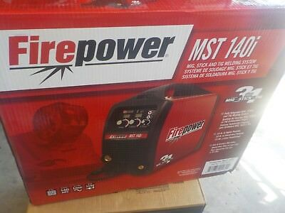 FIREPOWER 3 in One MST 140i Mig Stick and Tig Welder FR1444-0870