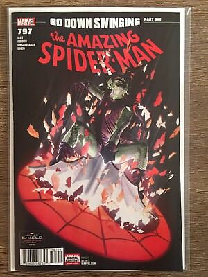Amazing Spider-Man #797 1st Print Alex Ross Cover  Never read - NM