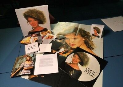 KYLIE MINOGUE - Kylie > Remastered Collectors Edition > 2 CD + DVD + Vinyl > OVP