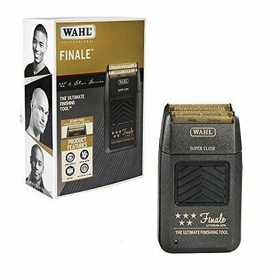 Wahl Five Star Finale Foil Shaver - Black # 8164