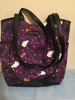 *GUC* Longaberger Homestead Halloween Purse  - Shoulder tote - FREE SHIPPING