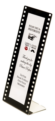 Photo Booth Frames For Photo Booth Strips 2x6 L Style Film