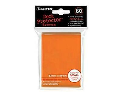 UltraPRO: 60* Mini Deck Protector - Orange
