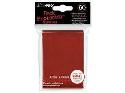 UltraPro: 60* Mini Deck Protector - Rot