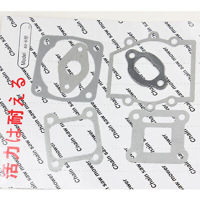 2 Stroke 47 49cc Engine Gasket Set For MTA1 MTA2 Mini Dirt Pocket Quad Bike