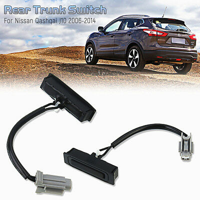 Car Rear Trunk Switch For Nissan Qashqai J10 2006-2014 90602-JD004 90602-JD00B