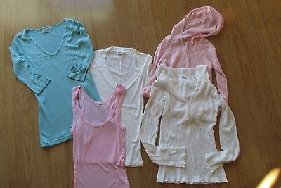 Splendid Tops Lot of Four  Size Small and Micheal Stars shirt