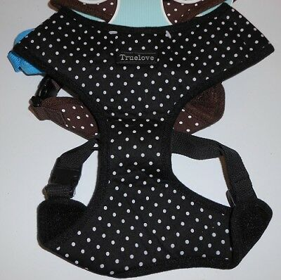 True Love Fashion Harness Extra Large Black