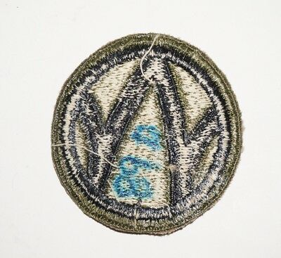 89th Infantry Division German Theater Made Patch WWII US Army P6178