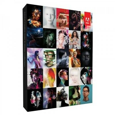 Adobe CS6 Master Collection, Creative Suite, Englisch, MAC, Vollversion