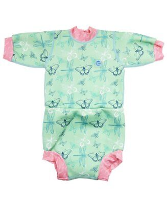 Splash About Happy Nappy Baby Wetsuit - Dragonfly