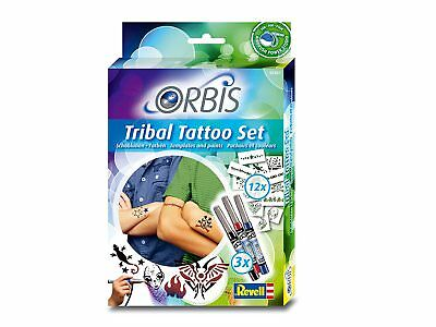 Revell 30301 Airbrush Orbis Tattoo-Set
