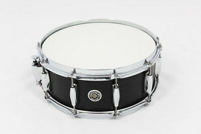 "Gretsch Brooklyn Snare 14"" x 5,5"" Satin Dark Ebony"