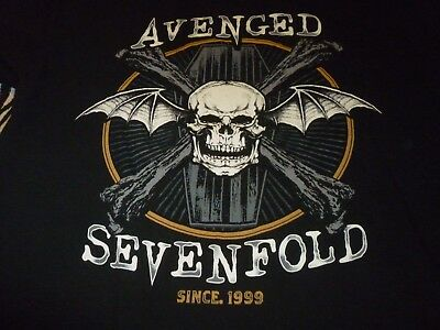 Avenged Sevenfold Shirt ( Used Size L Missing Tag ) Very Good Condition!!!