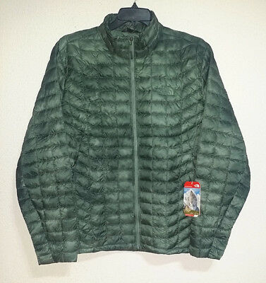 $199 NEW Mens XL The North Face Thermoball FZ Jacket Laurel Wreath Cirrus Print & THE NORTH Face Cirrus 2 person Tent - $90.00 | PicClick