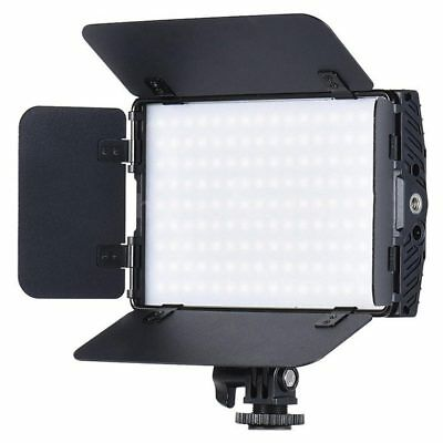 Photo Studio LED Video Light Lamp Bi-color for DSLR Camera Camcorder C4A2