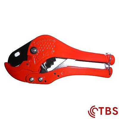 TBS Eco 42mm plastic pipe shears & cutters