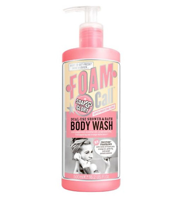 Soap & Glory Foam Call Bath body wash 500ml