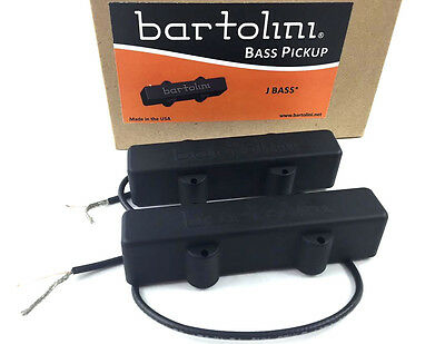 Bartolini 59J1 L/S Humbucker Pickup Set for 5-string Jazz Bass® PU-1230-023