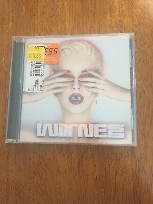Witness [PA] by Katy Perry (CD, Jun-2017, Capitol) New Sealed