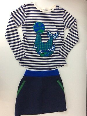 Stella McCartney Kids Skirt & Top Age 8 Years Outfit Set 2 Piece Outfit