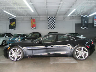 Fisker Karma 4dr Sedan EcoSport 9.9 COLLECTOR QUALITY DOCUMENTED SERVICES NONSMOKER FLORIDA GARAGED NONSMOKER